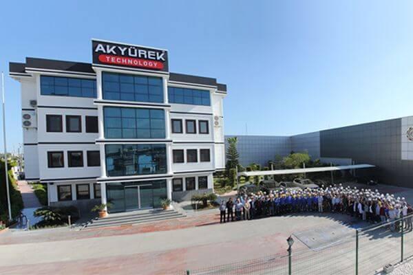 About Akyürek Technology
